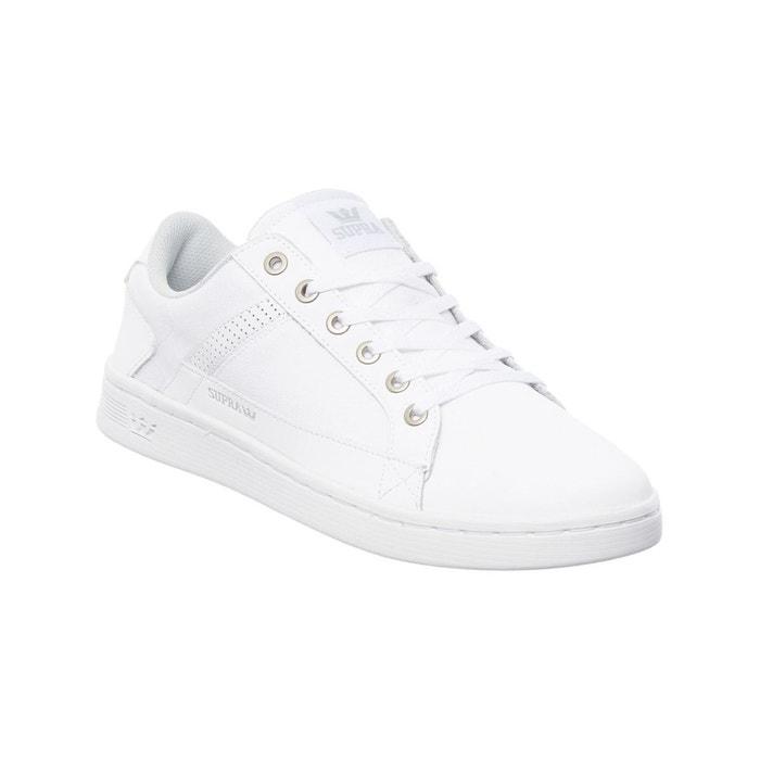 Chaussure westlake  blanc Supra  La Redoute