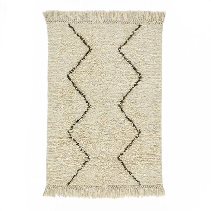 Tapis style berbère en laine, Nyborg  AM.PM image 0