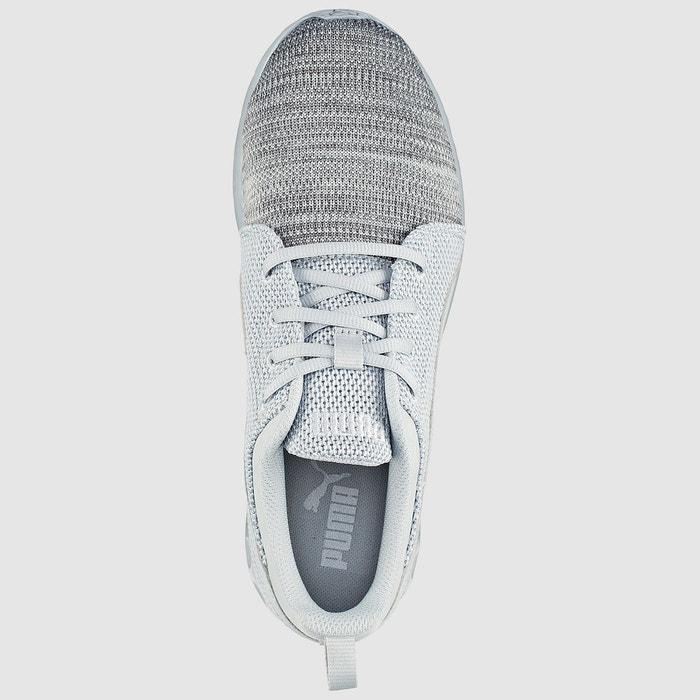 Baskets carson runner beige / gris Puma