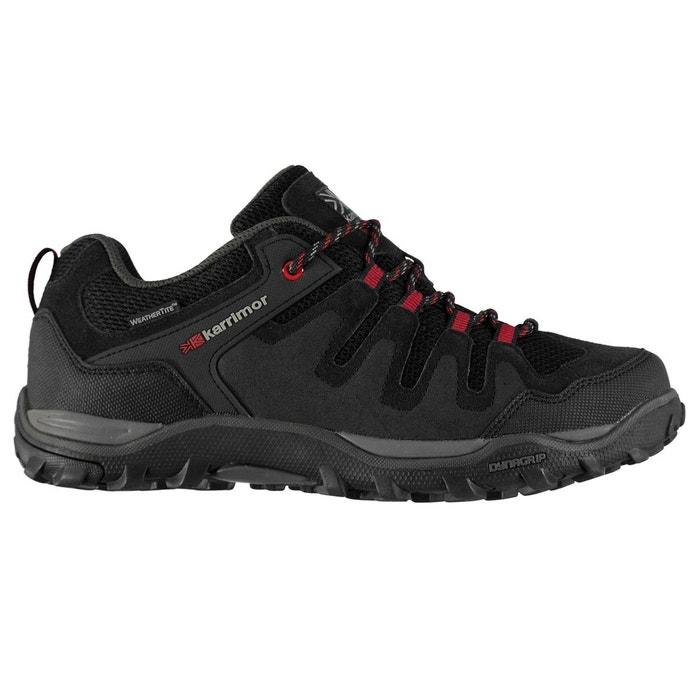 Chaussures de marche imperméables  noir Karrimor  La Redoute