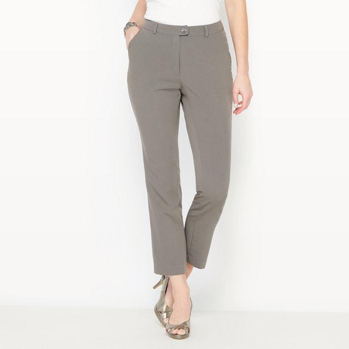 Image Pantaloni 7/8, sargia stretch ANNE WEYBURN