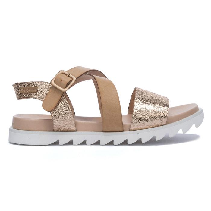 Zoe Sandal Cross Sandals  PEPE JEANS image 0