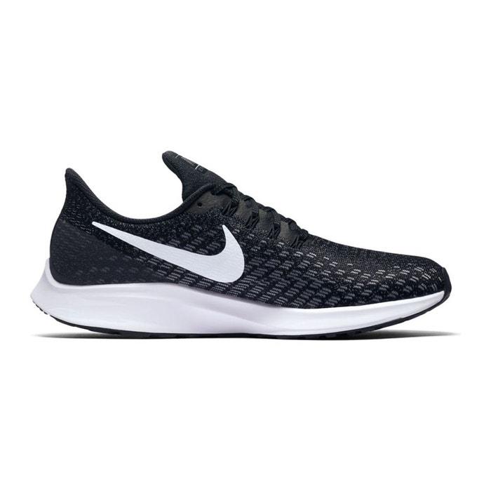 sports shoes 92511 6e95f Baskets running air zoom pegasus 35 noir Nike   La Redoute