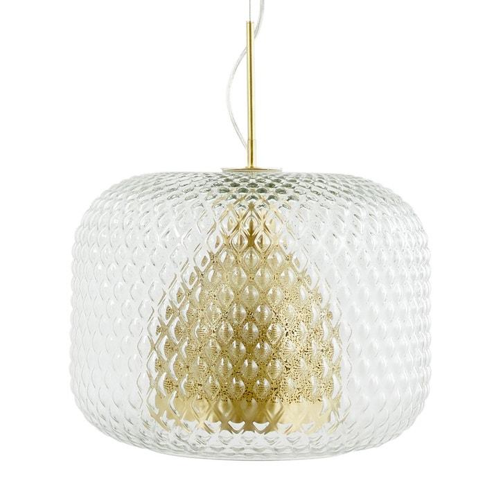 suspension simple 40 cm mistinguett laiton am pm la redoute. Black Bedroom Furniture Sets. Home Design Ideas