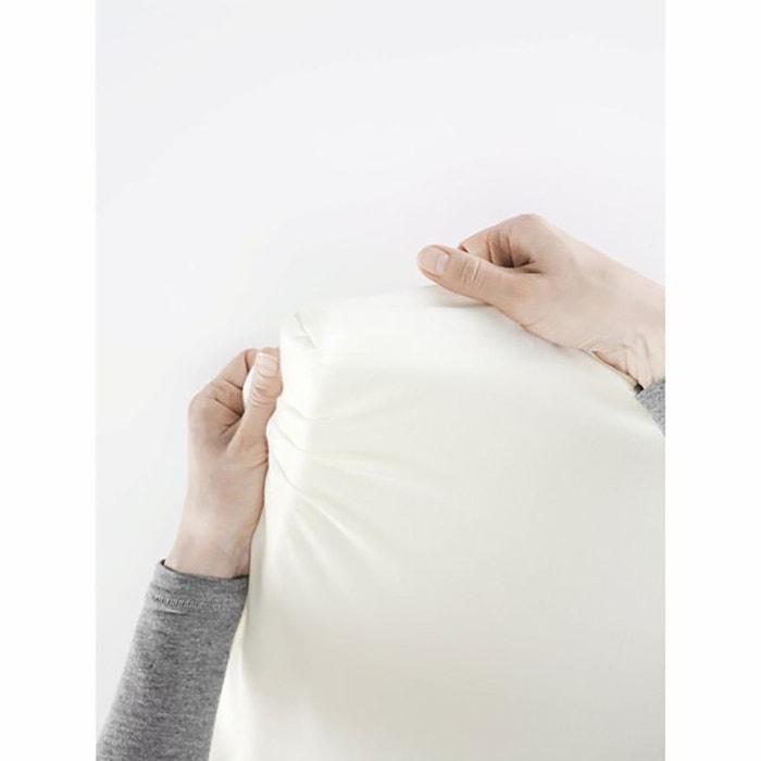 Drap housse pour lit pliable blanc babybjorn la redoute - Drap housse grande taille ...