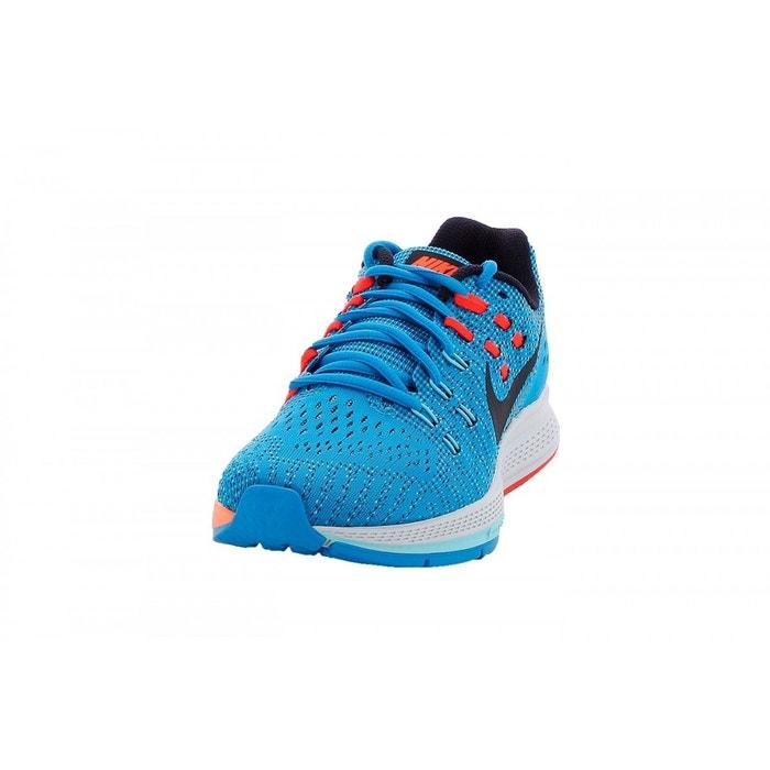 Basket nike air zoom structure 19 - 806584-400 bleu Nike