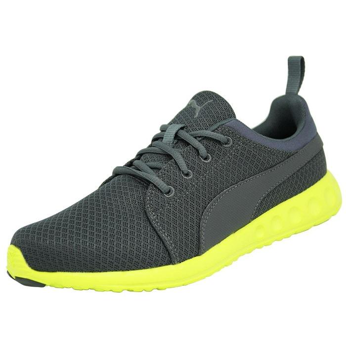 Puma carson mesh chaussures mode sneakers homme noir noir Puma