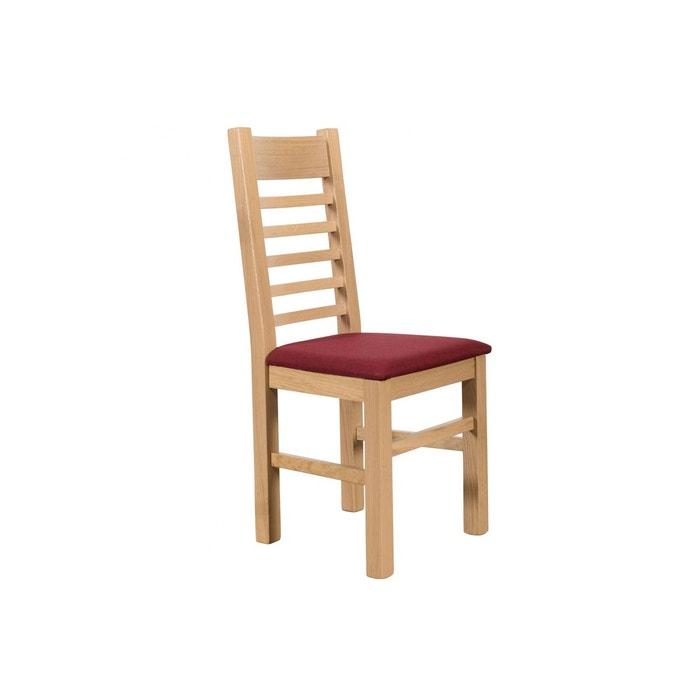 Rougelot De Chêne Blanchi En Assise Chaises 2 Boston MpjzGLqSVU