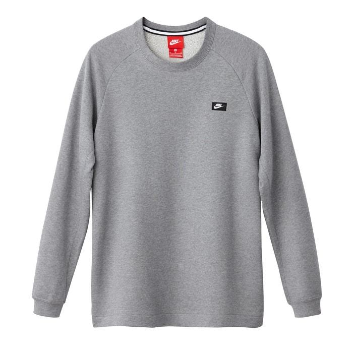 Cotton Crew Neck Sweatshirt  NIKE image 0