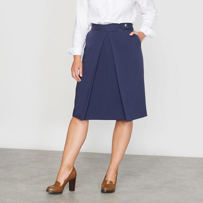 Image Box Pleat Skirt CASTALUNA