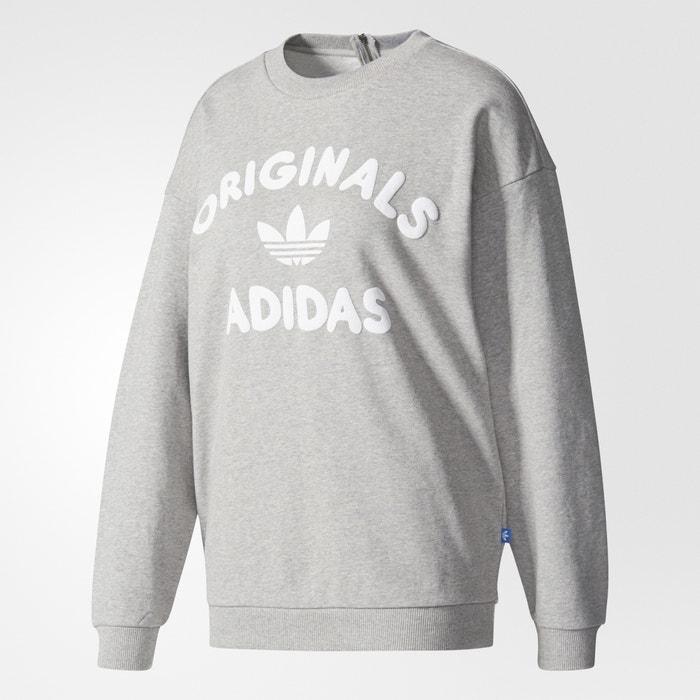 logo con con originals Sudadera Adidas Adidas Sudadera originals originals Sudadera Adidas logo 7Annqg