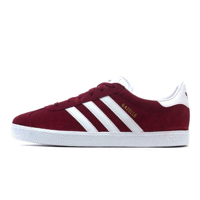 5190c27bf0fba Chaussure gazelle rouge Adidas Originals La Redoute Levis 224180 1794 59  NERO Black - Achat   Vente basket - Soldes  dès le 27 ...