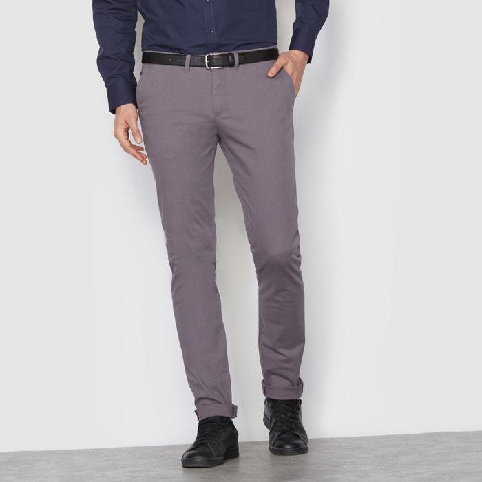 Image Pantaloni chino, taglio slim R essentiel