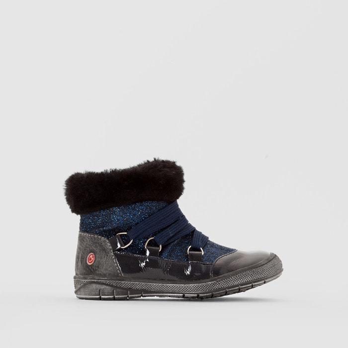 afbeelding Boots met bont, Natalene GBB