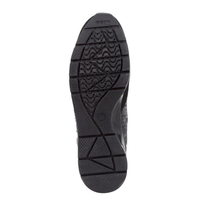 Baskets d shahira b noir Geox