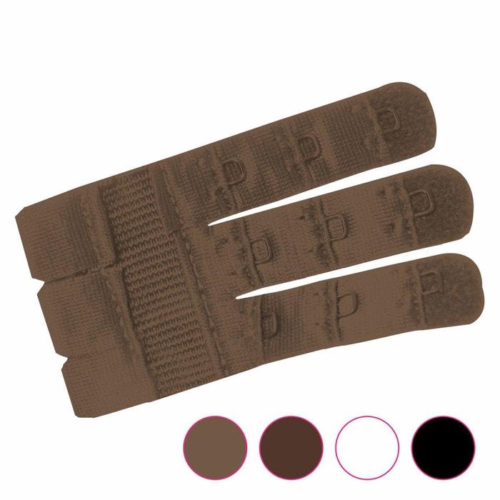 4 rallonges flexibles et extensibles pour soutien gorge 3 crochets  multicolore L Et L  5f5613c527c