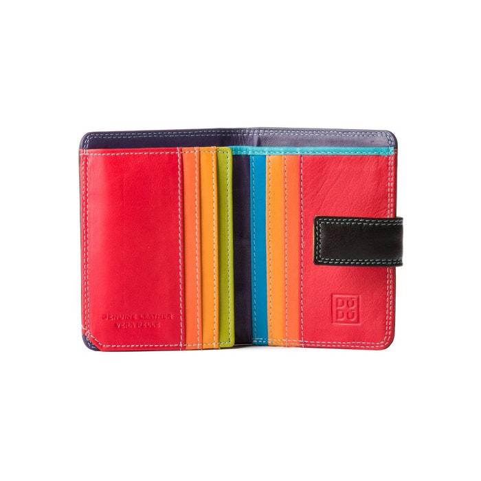 petit portefeuille pour femme en cuir color porte cartes dudu la redoute. Black Bedroom Furniture Sets. Home Design Ideas