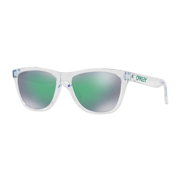 3ddea132ea9f85 Lunettes de soleil frogskins oo9013 transparent Oakley   La Redoute