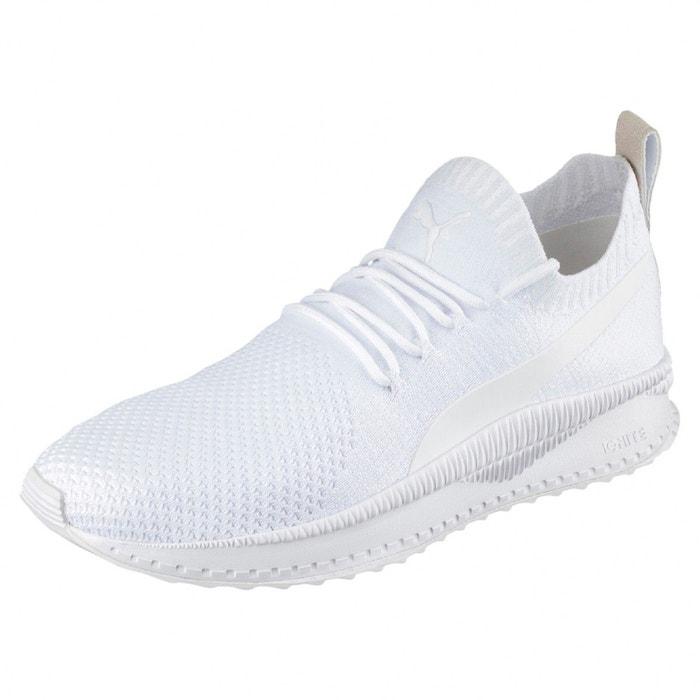 Puma Tsugi Apex Evoknit - 366432-02 Blanc - Chaussures Baskets basses Homme