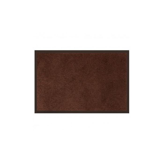 tapis d 39 entr e uni en polyester anti poussi re home maison la redoute. Black Bedroom Furniture Sets. Home Design Ideas