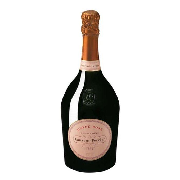 cuvee rose bouteille champagne laurent perrier la redoute. Black Bedroom Furniture Sets. Home Design Ideas