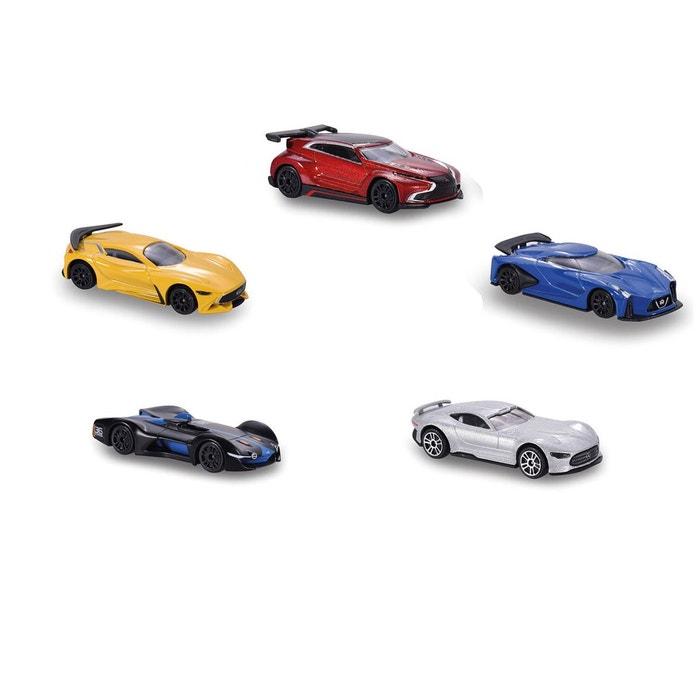 Gran Turismo Voitures Majorette Coffret 5 SVMqpUzG