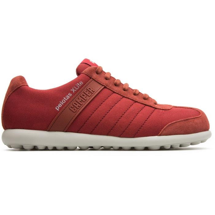 Pelotas 18302-092 chaussures décontractées homme  rouge Camper  La Redoute