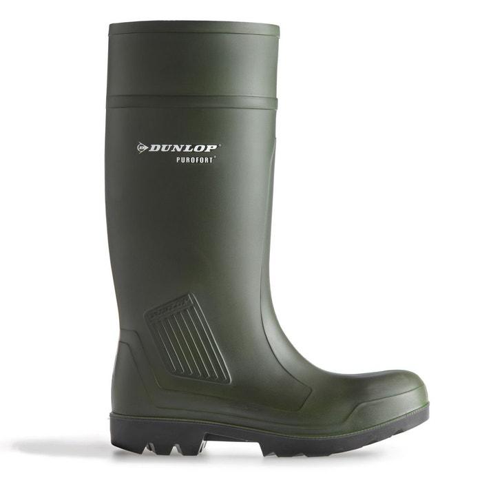 Dunlop c462933 purofort - bottes de sécurité - homme  vert Dunlop  La Redoute