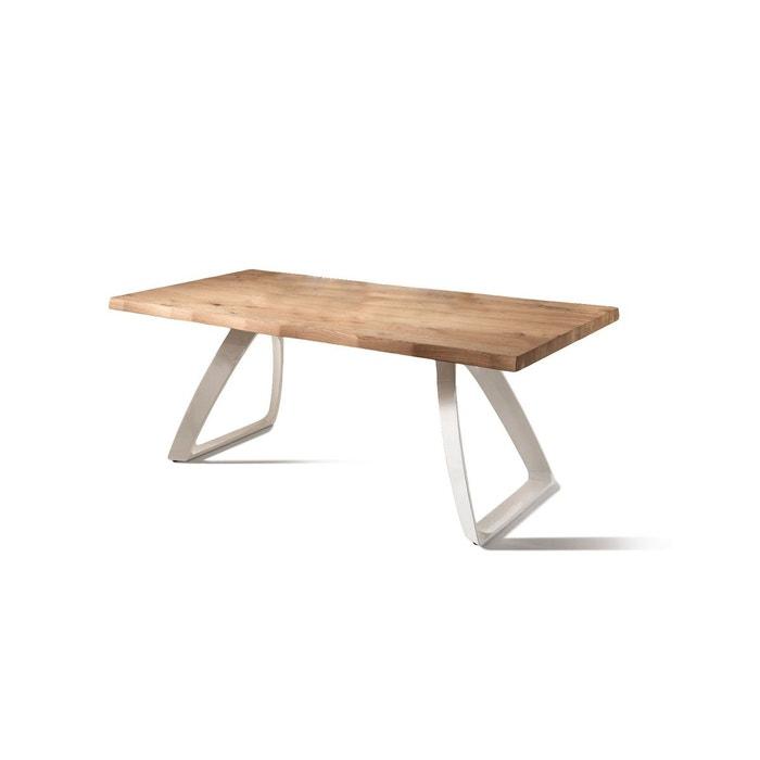 table repas haruku kha home design la redoute. Black Bedroom Furniture Sets. Home Design Ideas