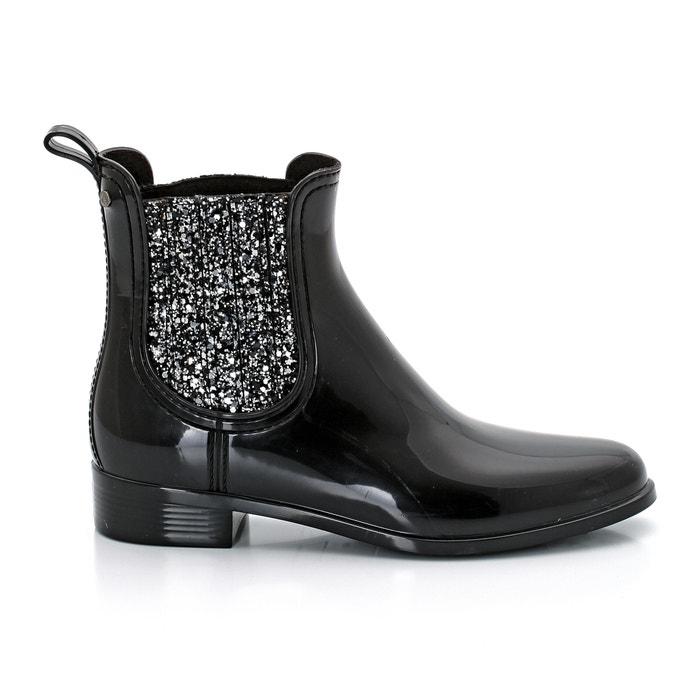 Image Boots Sardenha, PVC aspect verni LEMON JELLY