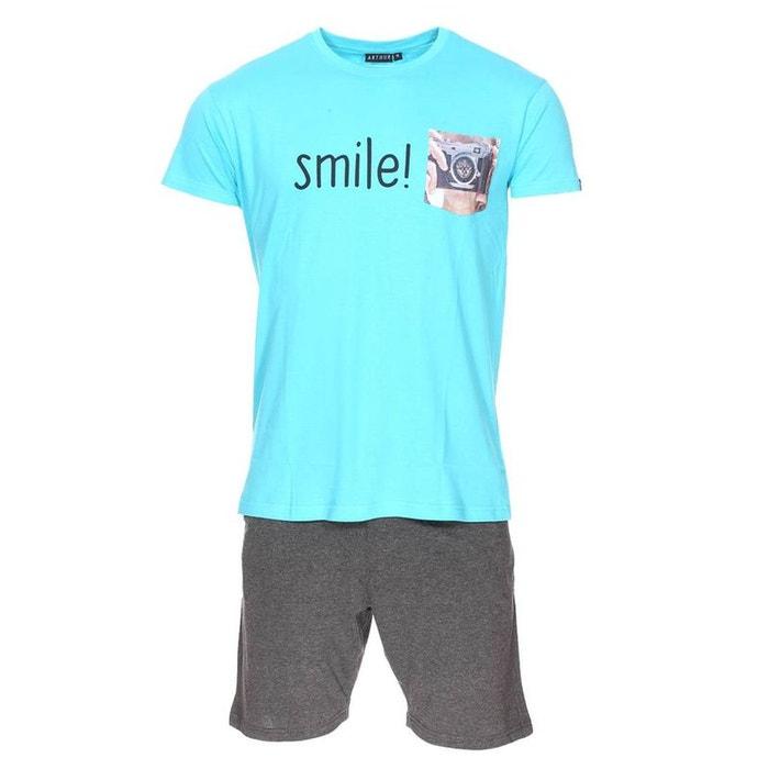Pyjacourt Smile Gris ArthurArthur ws1JEyni2
