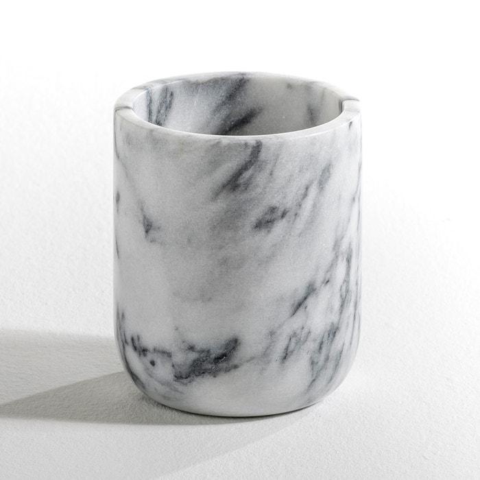 Image Vaso in marmo modello ovale H14 cm, Edwald AM.PM.