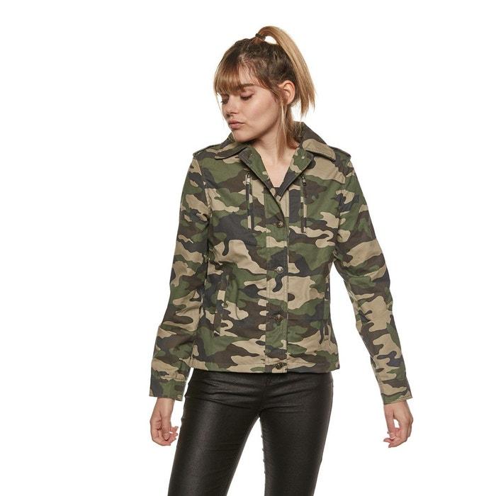 Veste Militaire camouflage