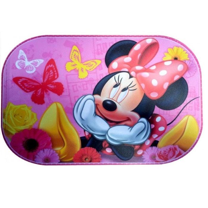 Minnie set de table sous main couleur unique minnie mouse for La table de mimi
