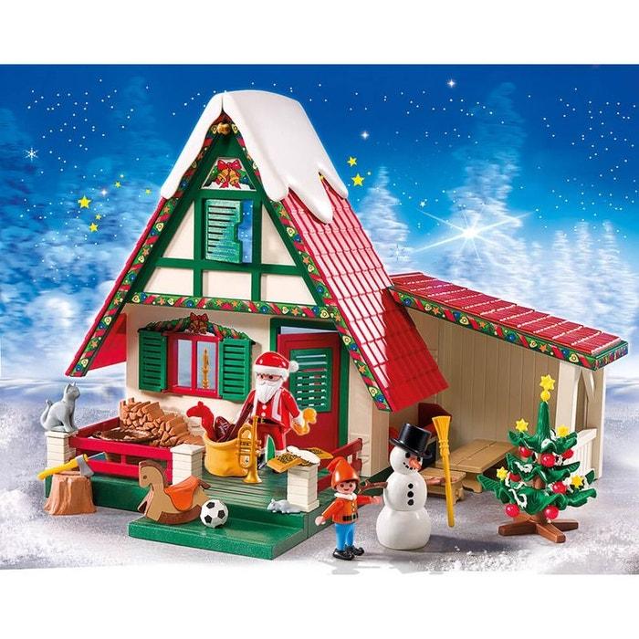 playmobil christmas maisonnette du p re no l pla5976. Black Bedroom Furniture Sets. Home Design Ideas