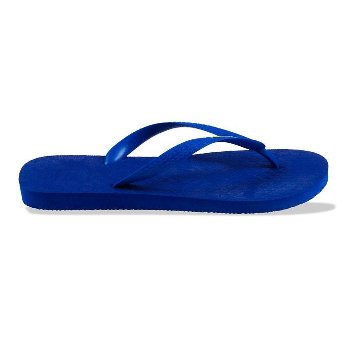 Amazons Blue Flip Flops Fun Man