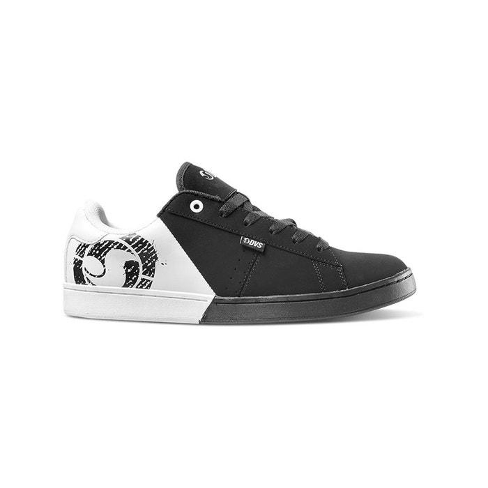 Chaussure revival split  noir Dvs  La Redoute