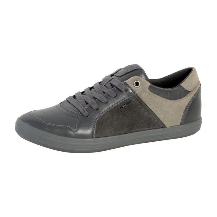 Basket u box d dark grey /grey  gris Geox  La Redoute