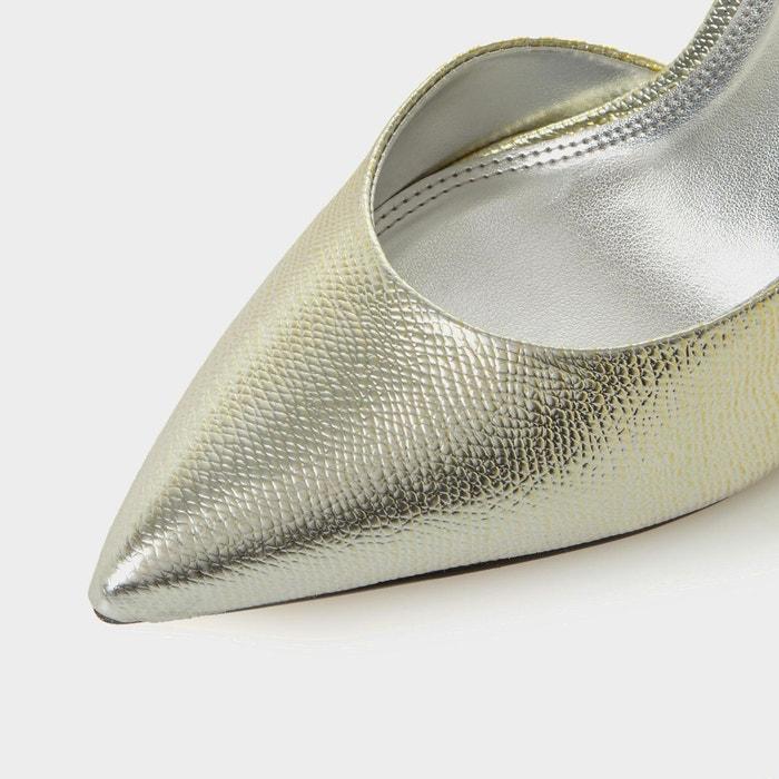 Metallic ombre open court - chica Dune London