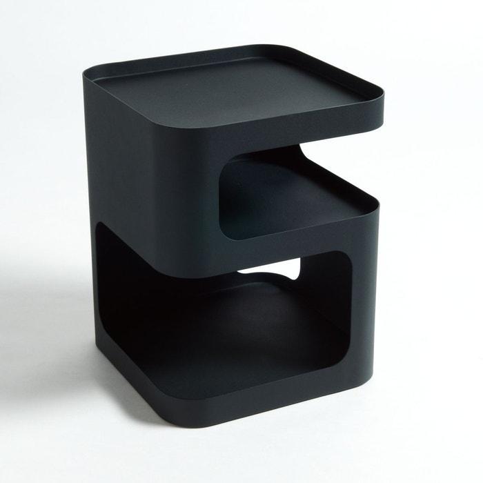 chevet m tal sandoval am pm la redoute. Black Bedroom Furniture Sets. Home Design Ideas
