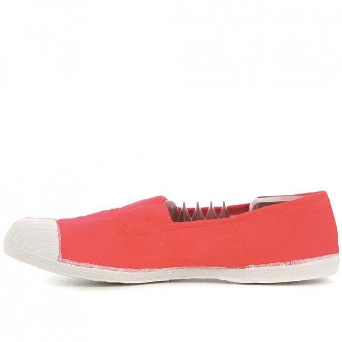 Basket 5 korava corail / blanc v2  rouge Kaporal 5  La Redoute