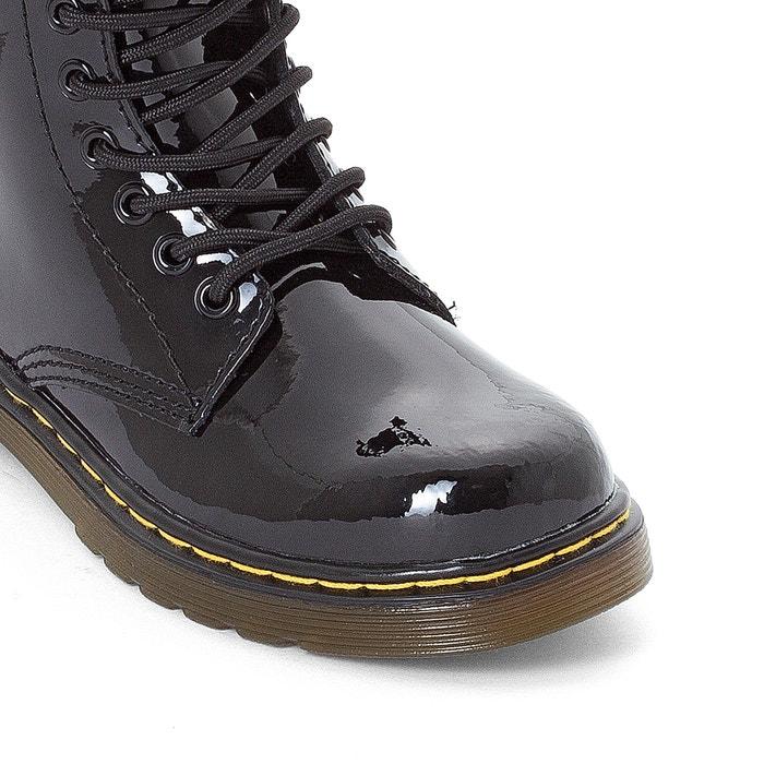 d53c3e1f047 Kids Delaney Lace-Up Patent Leather Ankle Boots