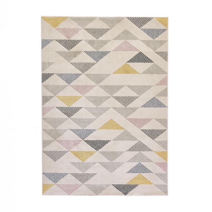 Tapis Triangles Jursic La Redoute Interieurs Multicolore La Redoute