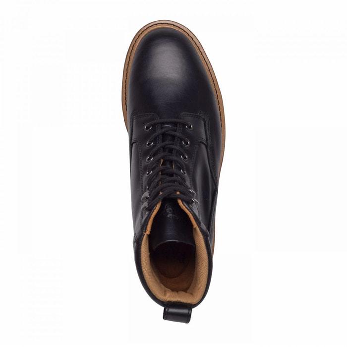 Chaussures Omari Black Analine - Dr Martens 5cJl9VDc