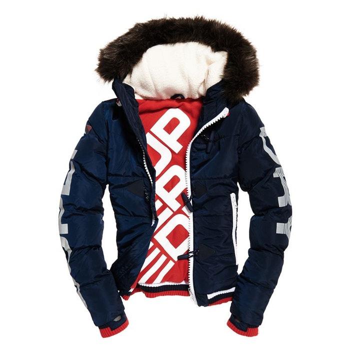 Bleu Sportswear Marine Superdry Snorkel Doudoune Redoute La 5qwwStUx