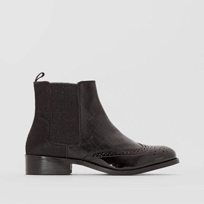 Image Boots en cuir Quentin DUNE LONDON
