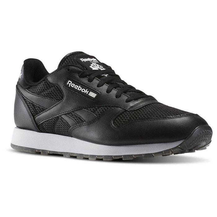 Classic leather nm  noir Reebok Classics  La Redoute