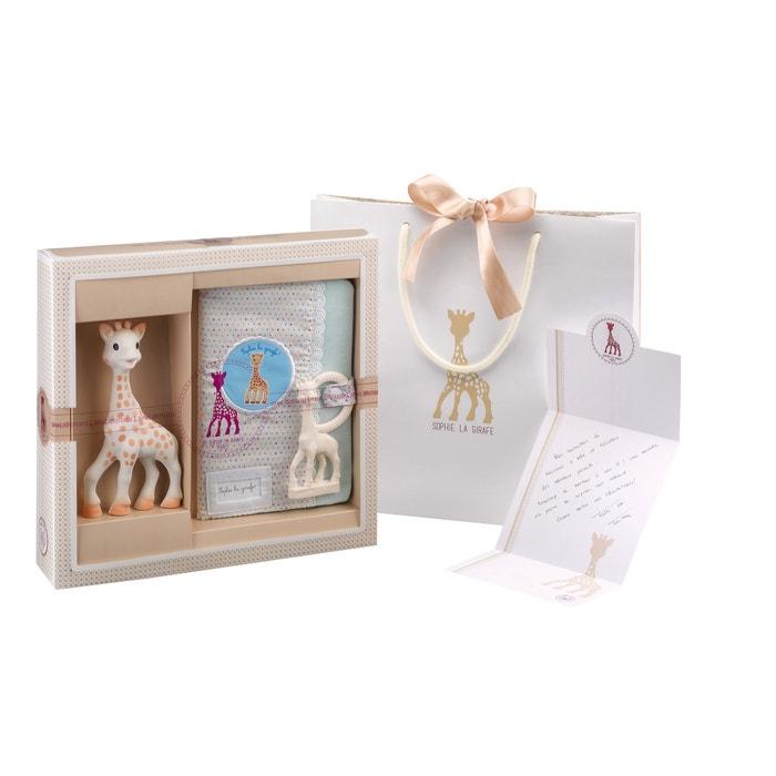 GM Sophie-Sticated New Baby Gift Set, Version 2  SOPHIE LA GIRAFE image 0
