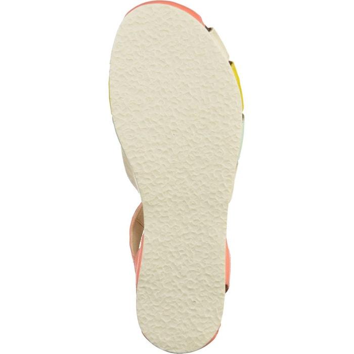 Sandales coral Think!