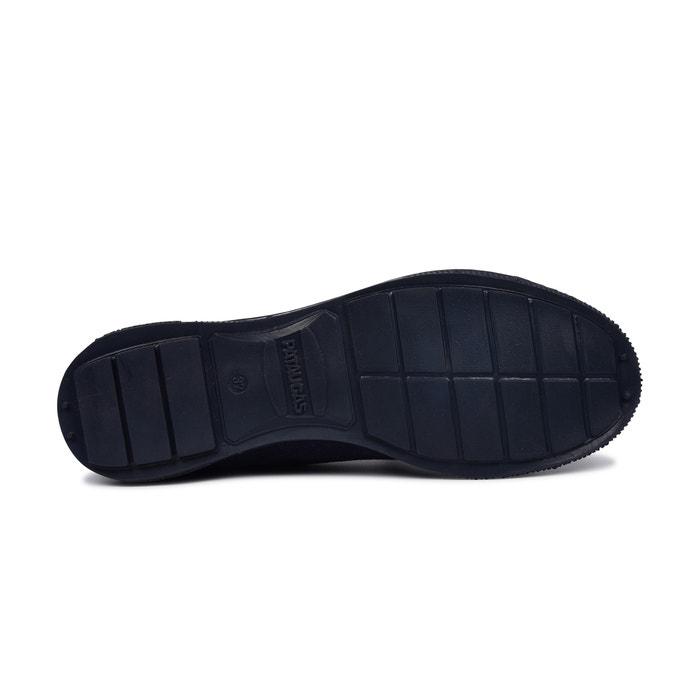 PATAUGAS Zapatillas de de piel ca a Rocker alta 7O7R8PAH